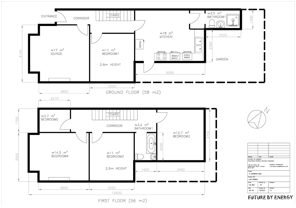 21 beautiful sample floor plan architecture plans 75364 for Floor plan examples